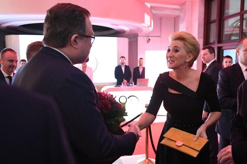 Agata Duda /Rafał Oleksiewicz /Reporter