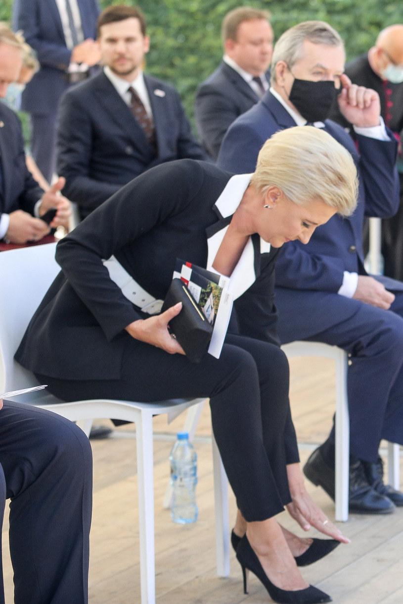 Agata Duda /Fot. Tomasz Jastrzębowski/REPORTER /Reporter