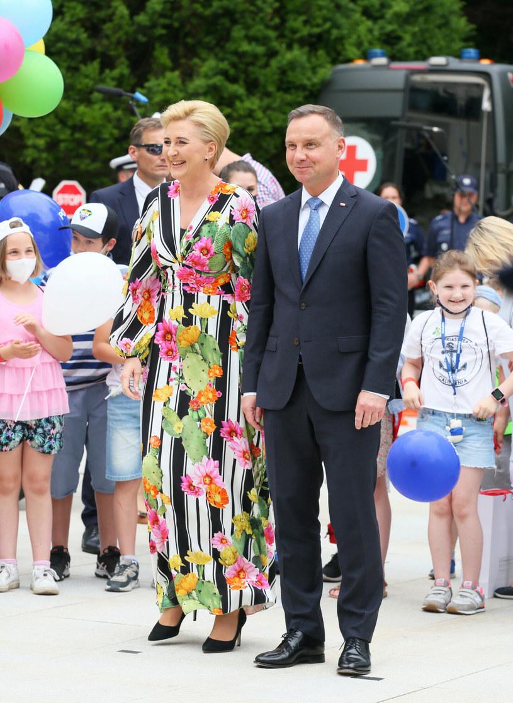 Agata Duda /Pawel Wodzynski/East News /East News