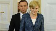 Agata i Andrzej Duda: Żadnego kryzysu nie ma?