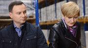 Agata i Andrzej Dudowie: Nieporozumienie tuż przed rocznicą