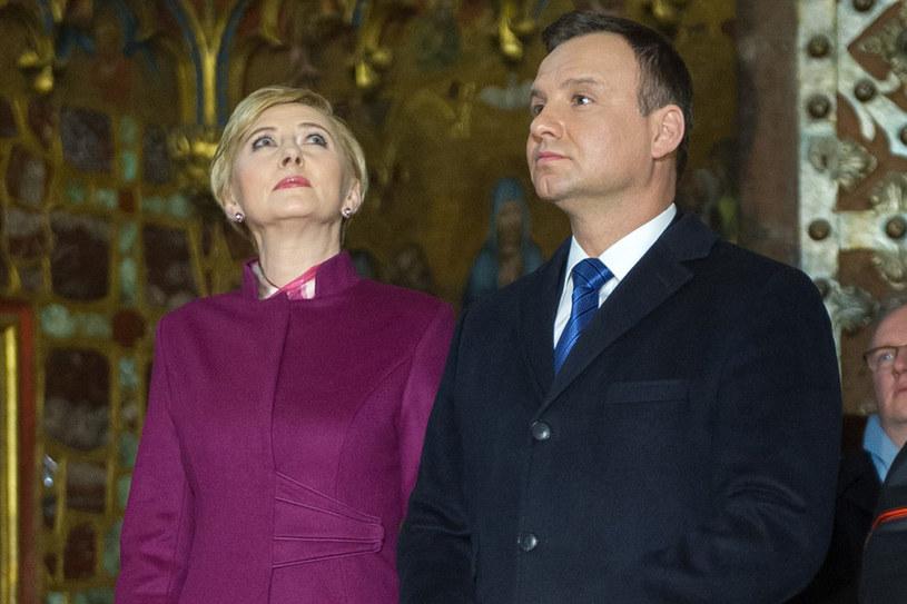 Agata i Andrzej /- /East News