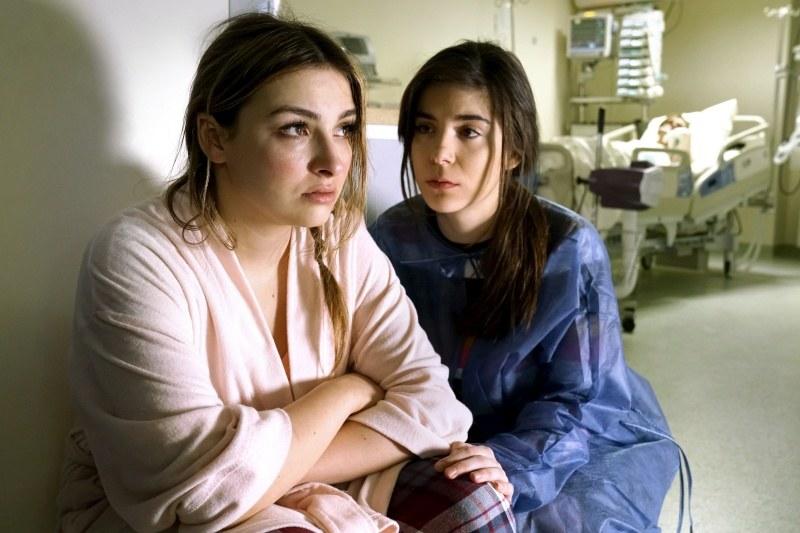 Agata i Klara czuwają w szpitalu w Spokojnej Górze /Agencja W. Impact