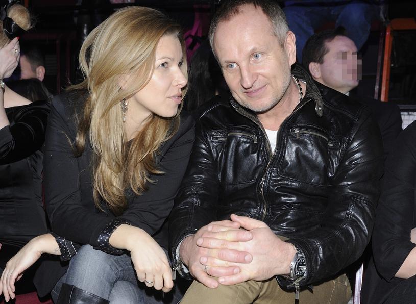 Agata i Marek Kościkiewiczowie /Jarosław Antoniak /MWMedia