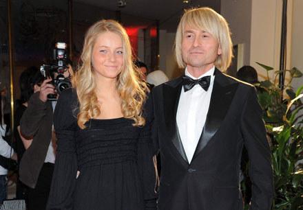 Agata i Piotr Rubikowie /MWMedia