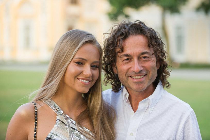 Agata i Piotr /Zawadzki /Reporter
