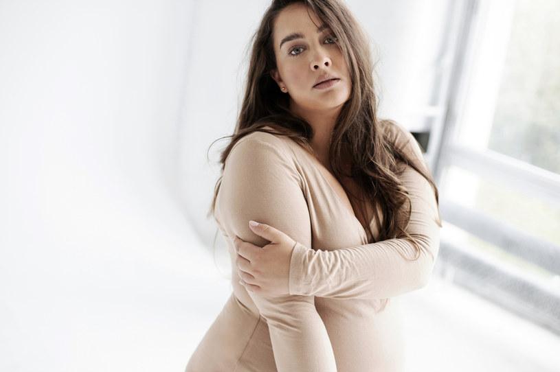 Agata jest pierwszą modelką plus size w programie /Anna Cymerman /materiały prasowe