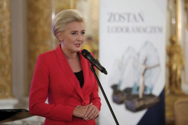Agata Kornhauser-Duda: Czy kobiety muszą być zmuszone do heroizmu? Mam wątpliwości