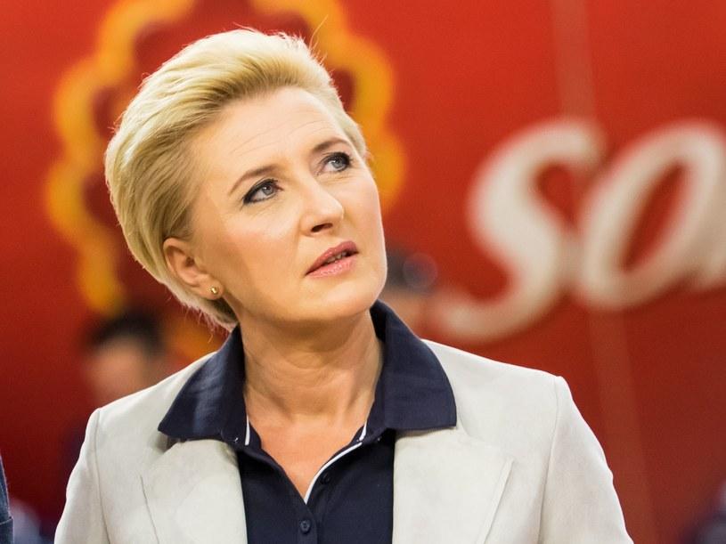 Agata Kornhauser-Duda (fot. Robert Bajski) /East News