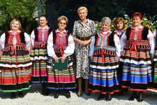 Agata Kornhauser-Duda: Kobiety wyznaczają kierunki rozwoju polskiej wsi