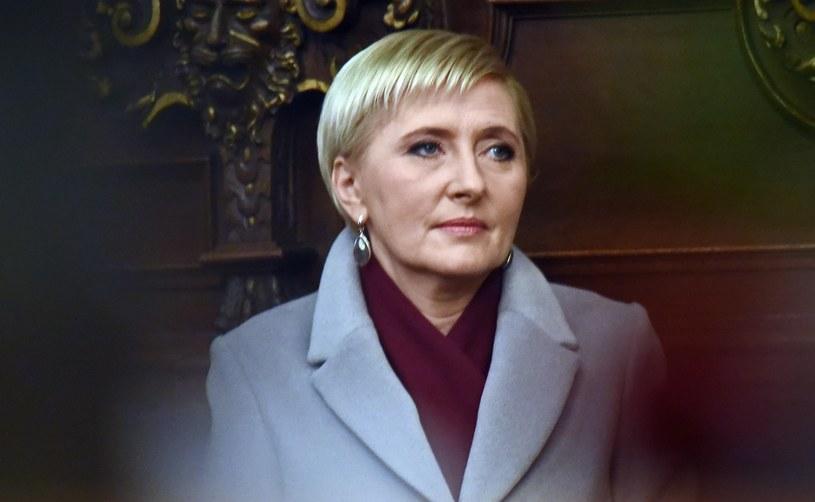 Agata Kornhauser-Duda /M. Lasyk /Reporter
