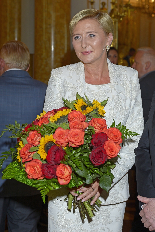 Agata Kornhauser-Duda /Piętka Mieszko /AKPA