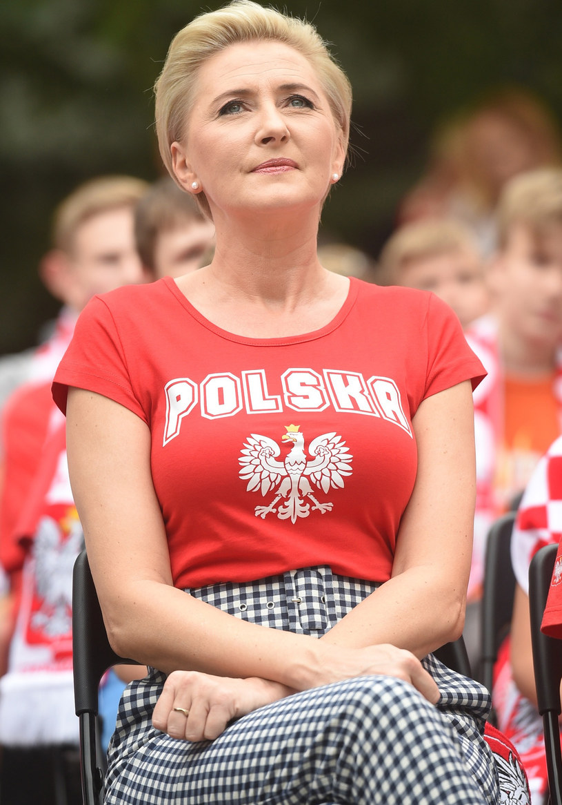 Agata Kornhauser-Duda /Jacek Dominski/ /Reporter