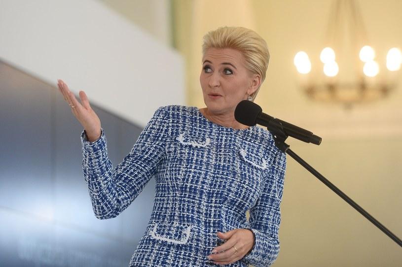 Agata Kornhauser-Duda /VIPHOTO /East News