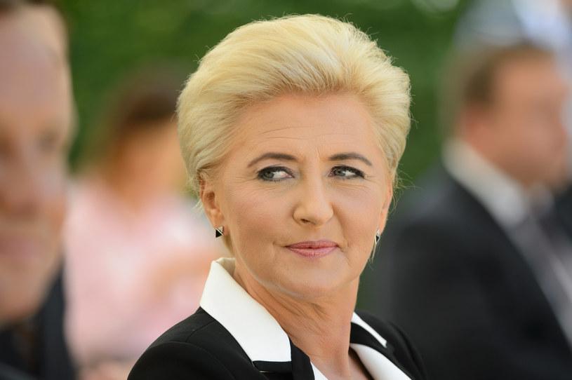 Agata Kornhauser-Duda /Zbyszek Kaczmarek /Reporter