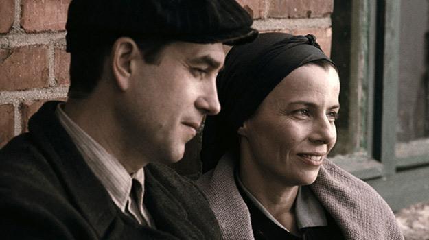 """Agata Kulesza i Marcin Dorociński w filmie """"Róża"""" /materiały dystrybutora"""