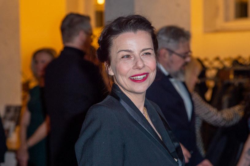 Agata Kulesza jest jedną z najzdolniejszych polskich aktorek /Artur Zawadzki /Reporter