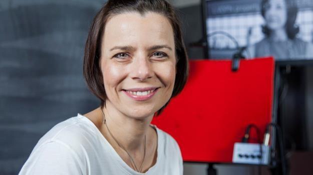 Agata Kulesza już po raz drugi użyczyła głosu mamie słynnego Mikołajka w polskiej wersji językowej /materiały dystrybutora