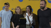 Agata Kulesza, Magdalena Boczarska i Maja Ostaszewska brylowały na ramówce TVN-u! Mamy nagranie!