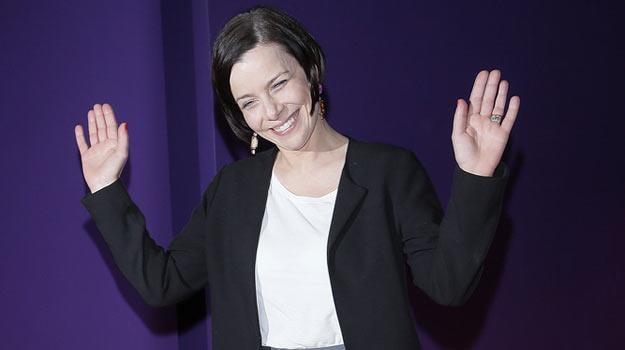 Agata Kulesza: Najpierw Złoty Anioł, potem Oscar? /AKPA