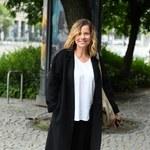 Agata Kulesza promienieje pod studiem DDTVN!
