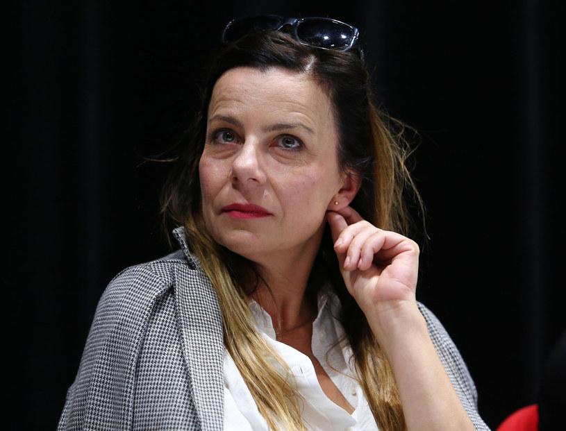 Agata Kulesza /Piotr Matusewicz /East News