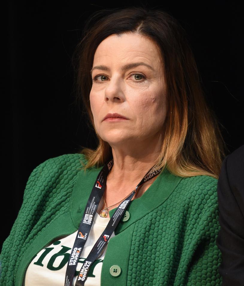 Agata Kulesza /Jacek Dominski/REPORTER /Reporter