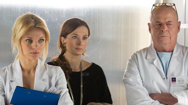 Agata, Lena i Tretter czekają na wyniki operacji Latoszka. /www.nadobre.tvp.pl/