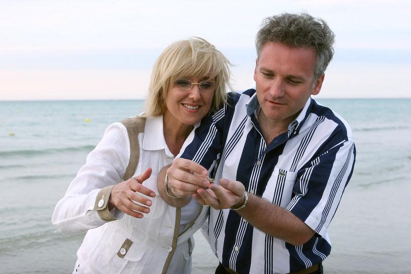 Agata Młynarska i Jarosław Kret w 2006 roku w Tunezji /Niemiec /AKPA