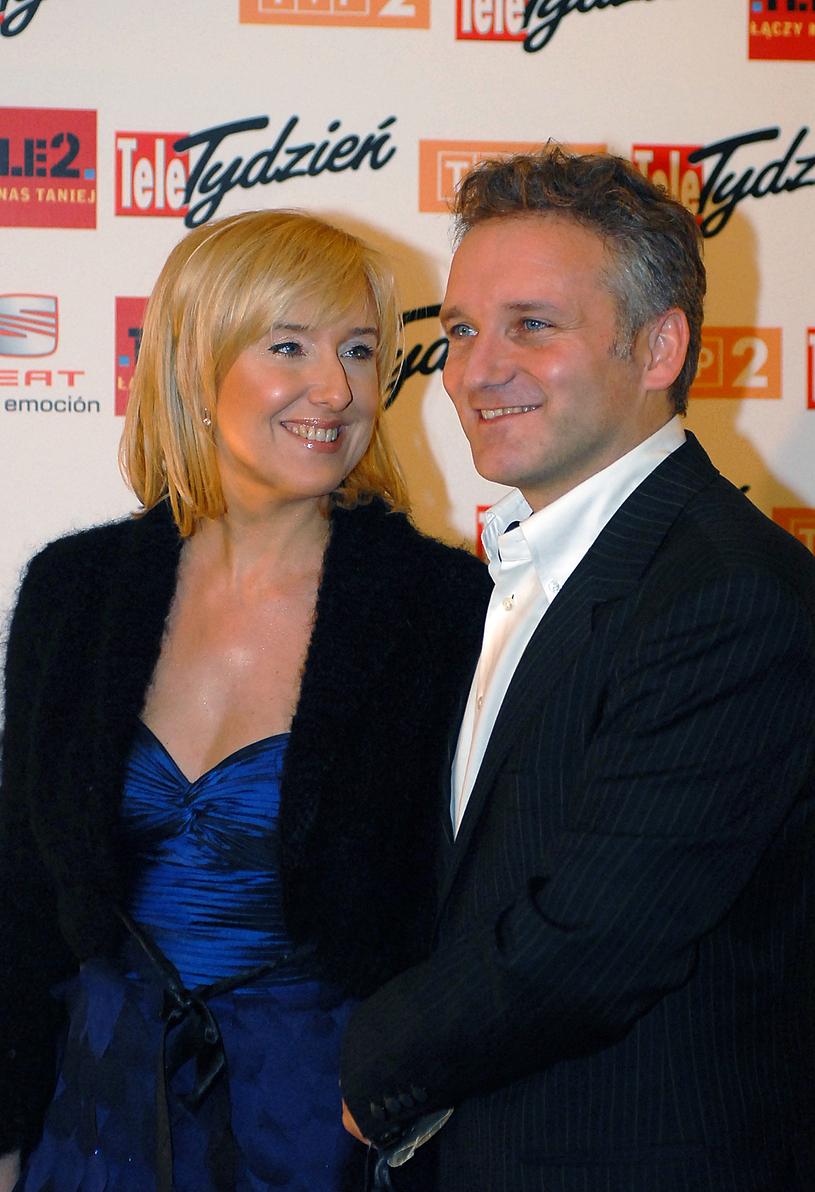 Agata Młynarska i Jarosław Kret /MWMedia /MWMedia