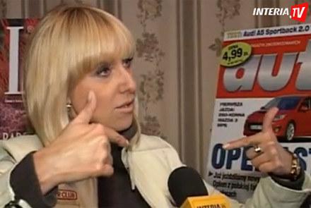 Agata Młynarska: ja tego nie zrobiłam /INTERIA.PL