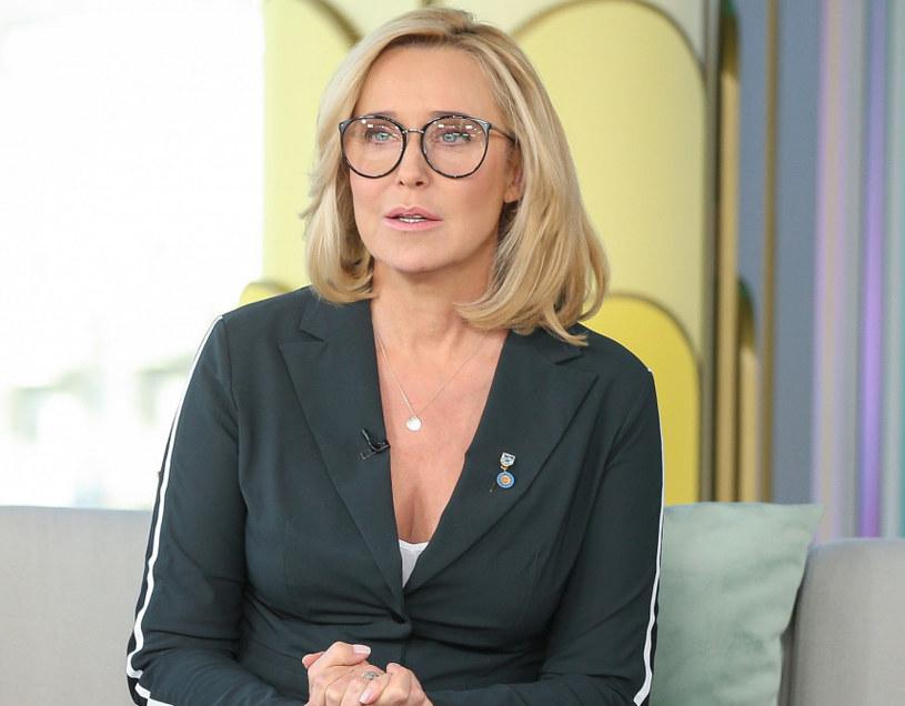 Agata Młynarska skończyła 55 lat /Kamil Piklikiewicz /East News