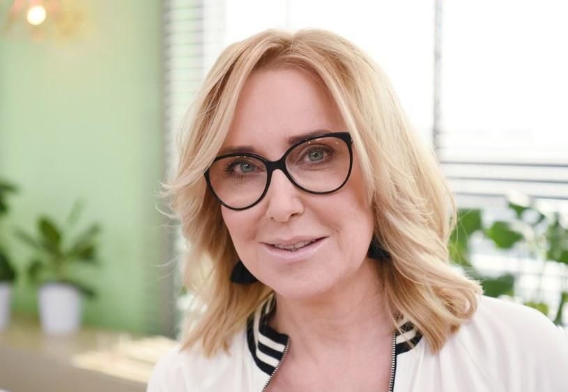 Agata Młynarska w marcu obchodziła swoje 53. urodziny /East News