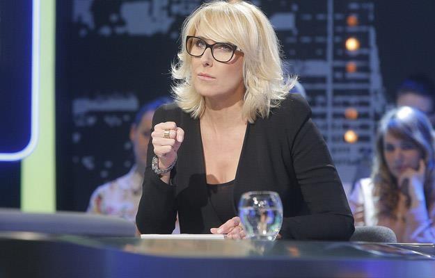 """Agata Młynarska w programie """"Świat się kręci"""" /AKPA"""