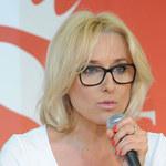 Agata Młynarska wciąż cierpi
