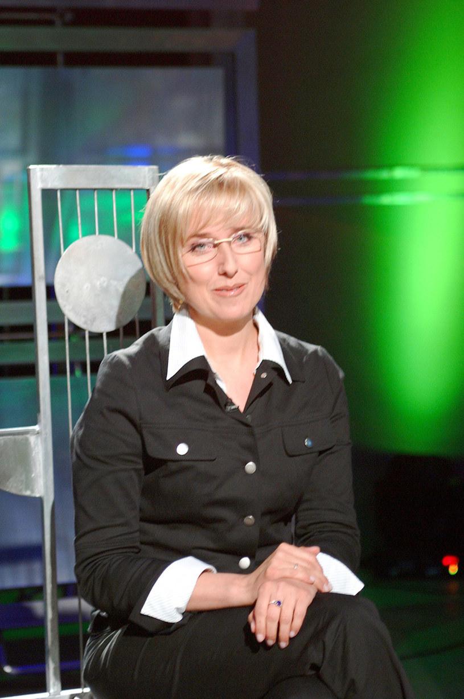 Agata Młynarska, zdjęcie archiwalne /Mikulski /AKPA
