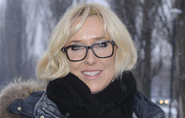 Agata Młynarska /Jarosław Antoniak /MWMedia
