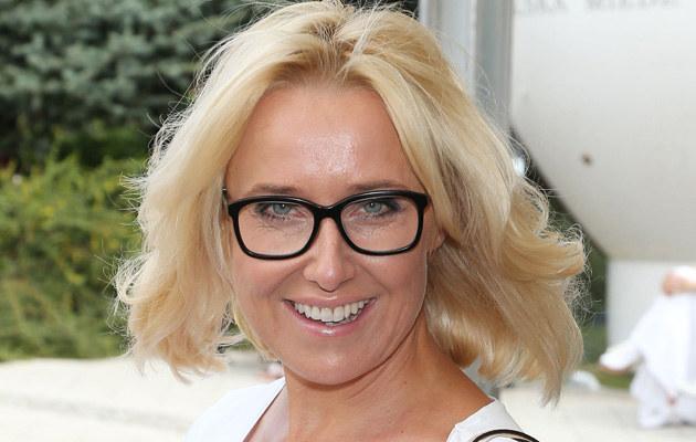 Agata Młynarska /MWMedia