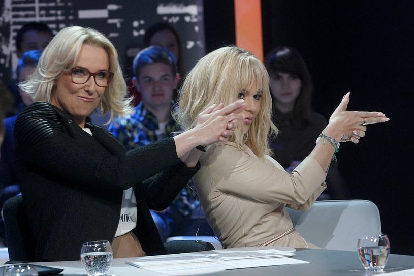 Agata Młynarska /AKPA