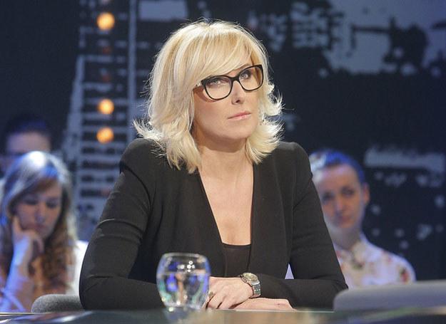 Agata Młynarska /Baranowski /AKPA
