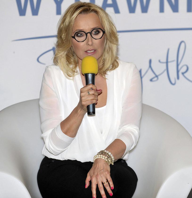 Agata Młynarska /Gałązka /AKPA