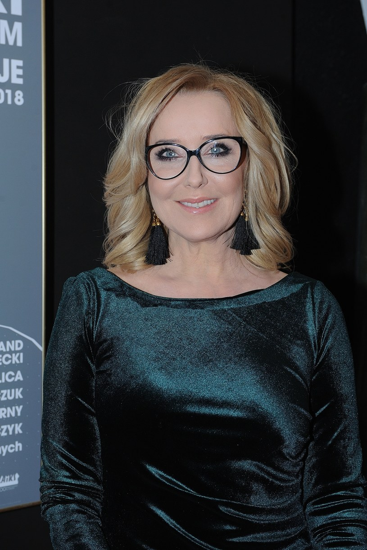 Agata Młynarska /Michał Wargin /East News
