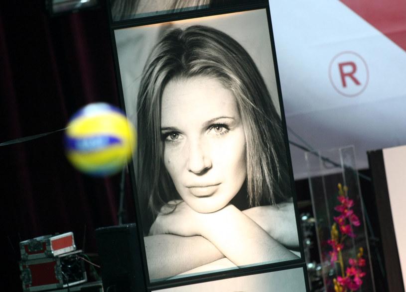 Agata Mróz-Olszewska zmarła 13 lat temu /Fot. Tomasz Błaszczyk /Newspix
