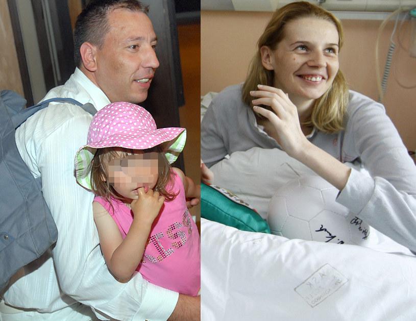 """Agata Mróz zmarła niedługo po narodzinach córeczki. """"To nie przez Lilkę umarła, tylko przez brud w szpitalu"""" - mówi Jacek Olszewski /Vipphoto/Rafał Witczak /East News"""