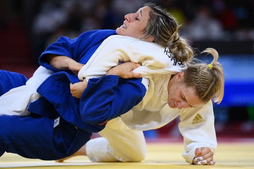 Agata Ozdoba - Błach - Maria Centracchio /FRANCK FIFE /AFP