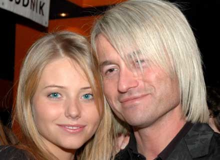 Agata Paskudzka i Piotr Rubik - fot. Andrzej Szilagyi /MWMedia