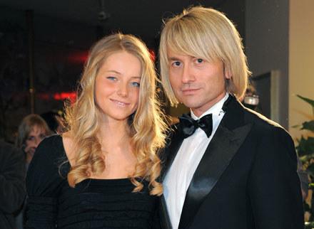 Agata Paskudzka i Piotr Rubik /MWMedia