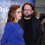 Agata Passent podkreśliła ciążowy brzuszek!