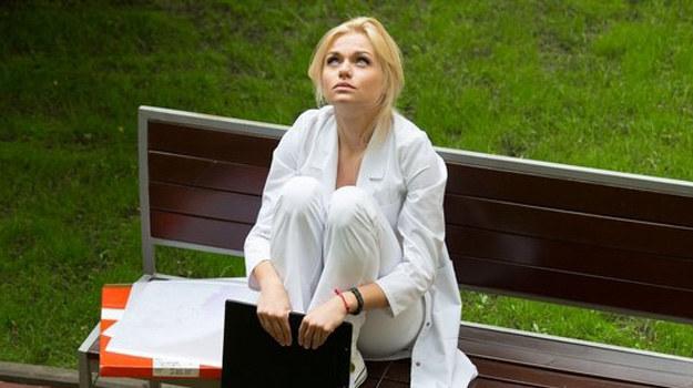 Agata poszuka miłości na... portalu randkowym! /www.nadobre.tvp.pl/