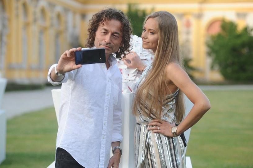 Agata Rubik i Piotr Rubik są szczęśliwymi rodzicami. Wychowują dwie córki /Piotr Andrzejczak /MWMedia